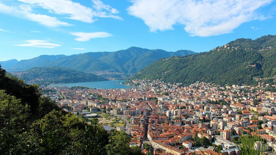 Gdzie jechać na wakacje do Włoszech - jezioro Como