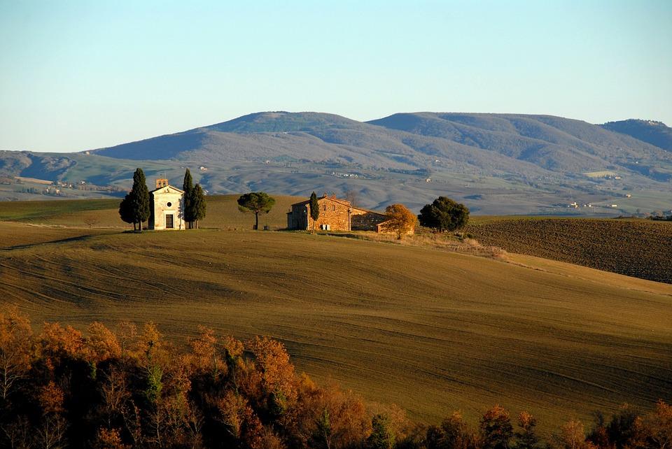 Turystyczne regiony Włoch - Toskania